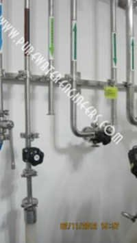 Purified Water(PW) & WFI Distrribution Loop