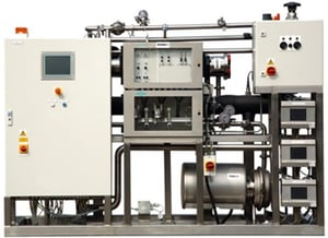 Purified Water And Water For Injection Storage System