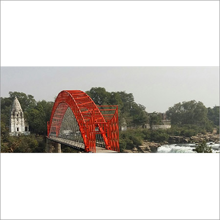 Steel Truss Girder Bridge