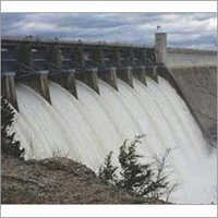 Dam Flood Gates