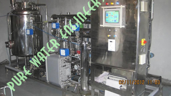 Reverse Osmosis with EDI for Pharma Plants
