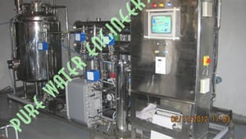 Reverse Osmosis with EDI for Pharma Plants