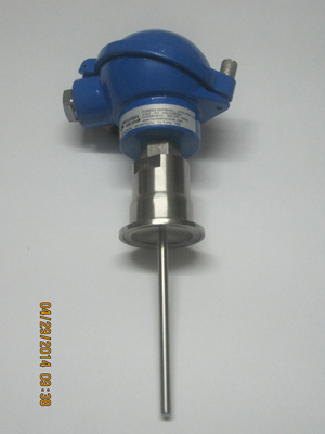 TEMPERATURE SENSOR WITH TRANSMITTER