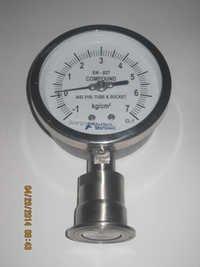 Sanitary Triclover Pressure Gauges