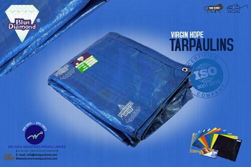 Blue Tarpaulin Certifications: Iso 9001:2008 Certified Company