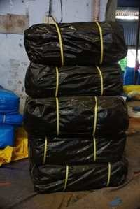 Black Tarpaulin Sheet