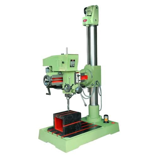 32mm Semi All Geared Radial Drill Machines