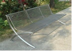 Playground SS Bench