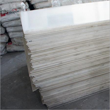 Industrial HDPE Sheet