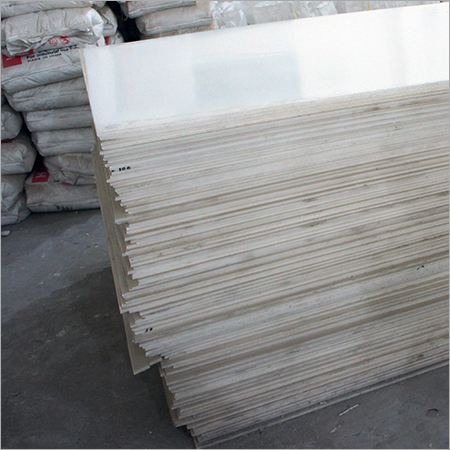 Industrial HDPE Sheet
