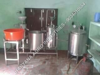 Soya Milk Machinery