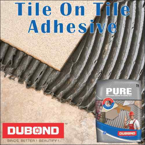 Tile On Tile Adhesive