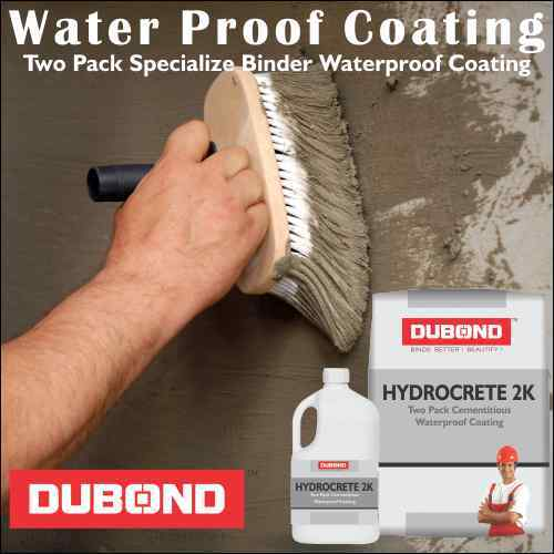 Waterproofing Powder