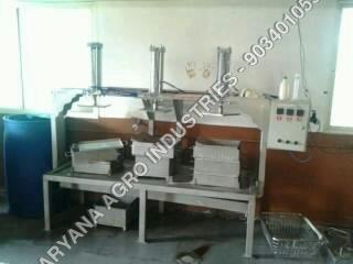 Cheese Press Machine