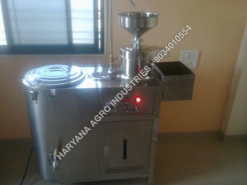 Commercial Soybean Milk Machine