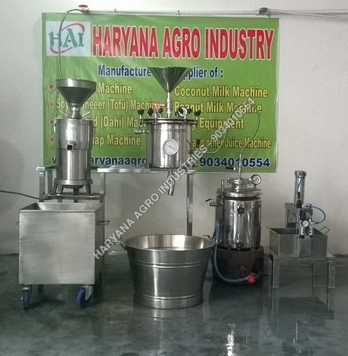 Soya Milk Machine