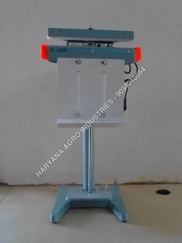 Foot Pouch Sealing Machine