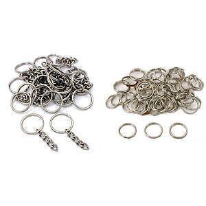 Stainless Steel Split Key Rings