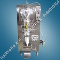Automatically Milk Pouch Packing Machine