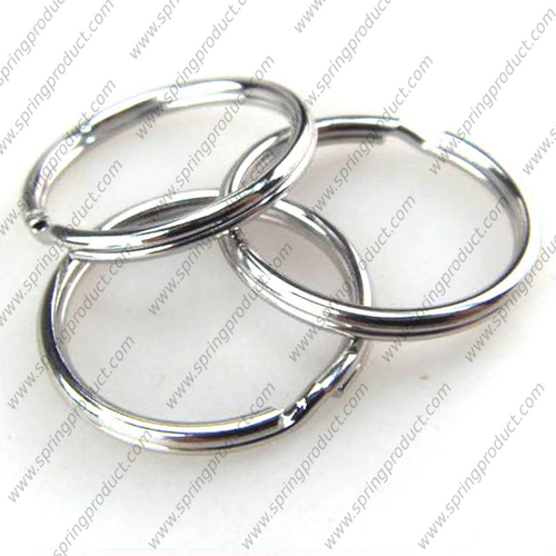 Stainless Steel Key Fob Rings