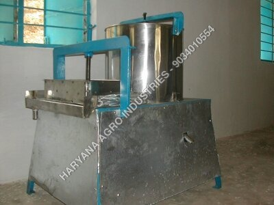 Soya Chaap Making Machine