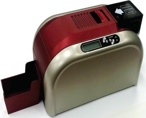 Dual Side ID Card Printer