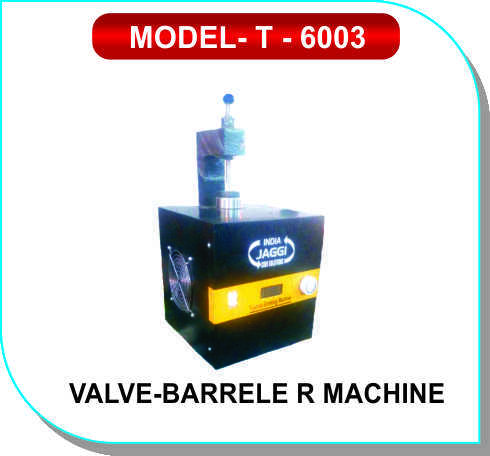 Valve - Barrel R Machine