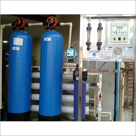 1000 LPH RO Plant