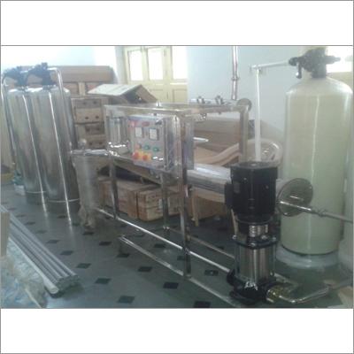 1000 LPH Industrial RO Plant