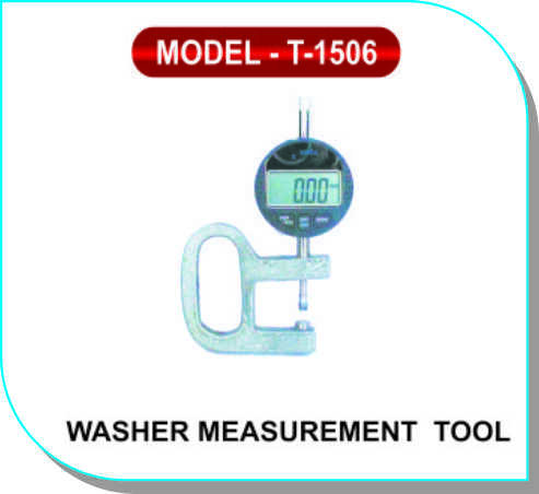 Washer Measurement  Gauge
