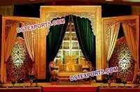Grand Mogul Wedding Stage
