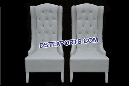 Latest Wedding Tuffted Chairs