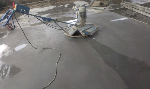 Floating & Troweling Services