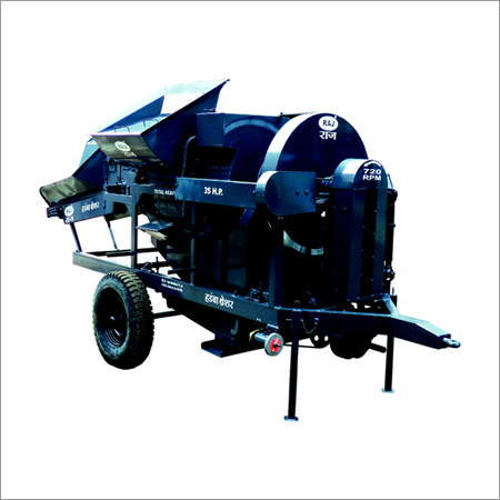 Cutter Model (Hadamba Thresher)