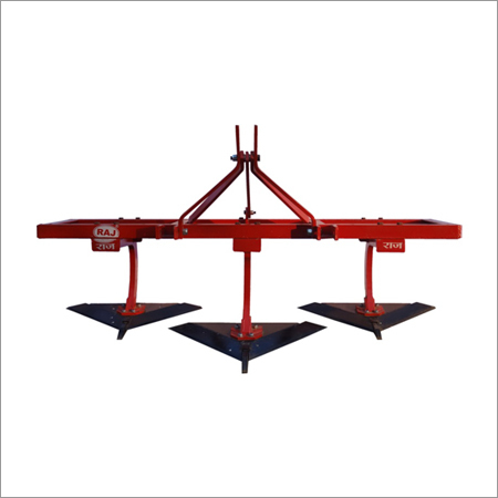 3 tynnes Duck Foot Cultivator