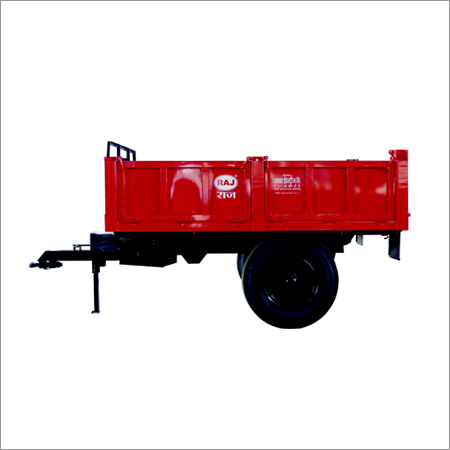Two Wheel Trailer