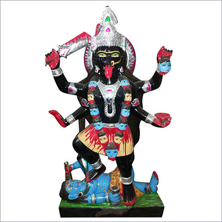 Marble Kali Statue