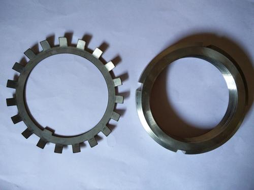 Lock Nut & lock Washer
