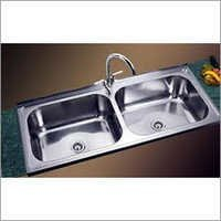 Double Kitchen Sinks