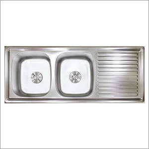 Double Drainer Sink