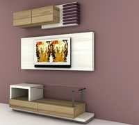 LED Wooden Panel Designs