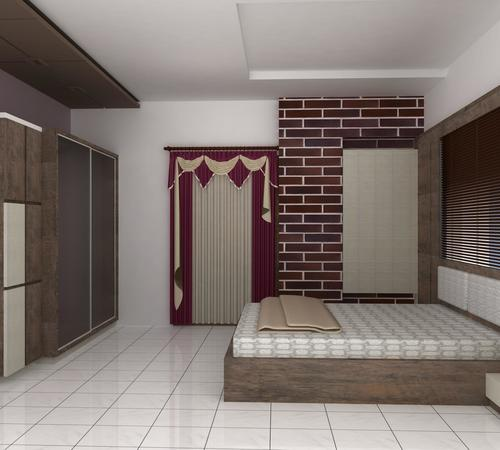 Master Bedroom Designing
