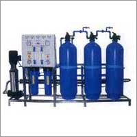 Demineral Water Treatment Plant