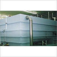 Water Treatment Gravity Filters