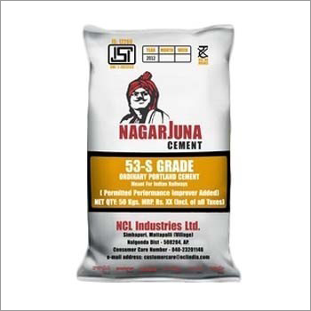 Ordinary Portland Cement - 53-S Grade
