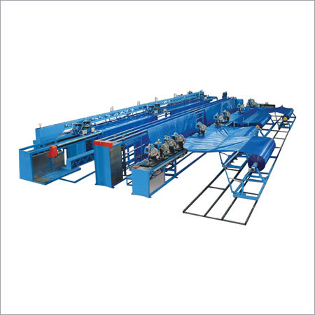 Tarpaulin Making Machine