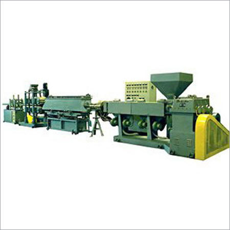 Rigid PVC Pipe Making Machine