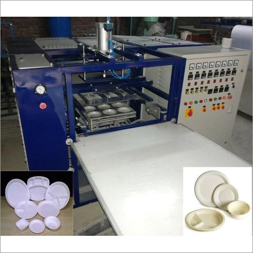 Thermoforming Dona Plate Machine