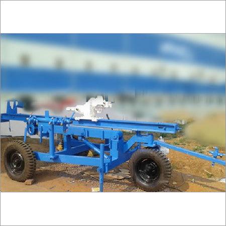 Wagon Drill Rigs