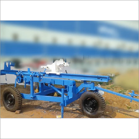Wagon Drilling Rig machine